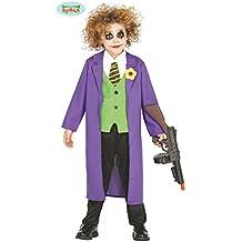 Disfraz de Payaso Joker para niño