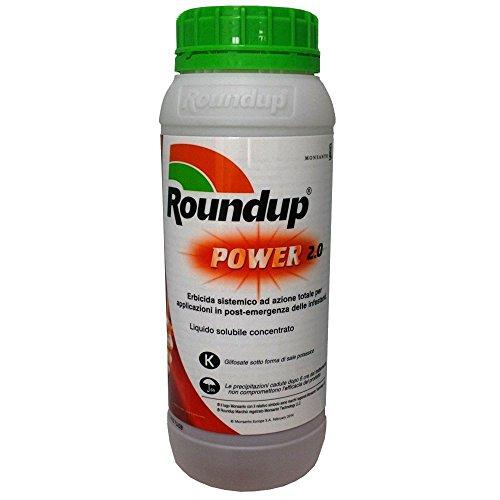 Preisvergleich Produktbild ROUNDUP 360 POWER 2.0 Diserbante Erbicida Glifosate 1 L -