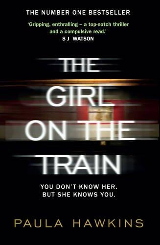 Buchseite und Rezensionen zu 'Girl on the Train' von Paula Hawkins