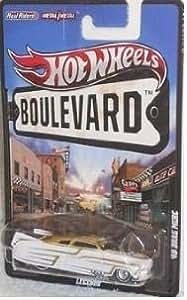 Hot Wheels 2012, Boulevard '49 Drag Merc, Legends. 1:64 Scale Die Cast. by Mattel