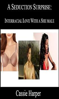 A Seduction Surprise: Interracial Love Wth An Unexpected Shemale (English Edition) par [Harper, Cassie]