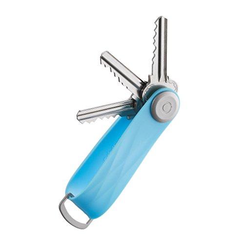 Orbitkey 2.0 Sky Blue Sleutelhouder 9348824001119 Schwarz