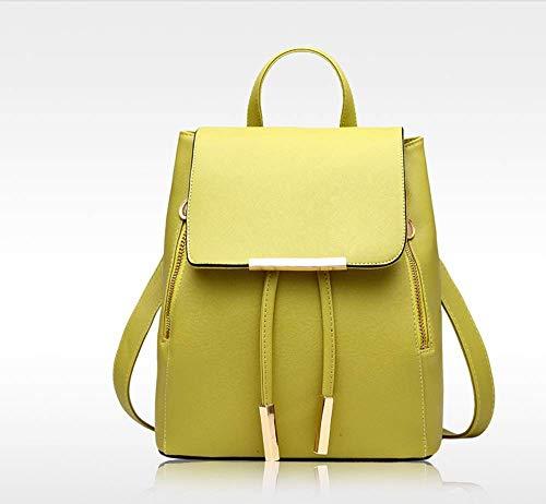 NM Frauen Rucksack Zipper Bag Aktivität Party Shopping Office Und Professional Outdoor Four Seasons,5