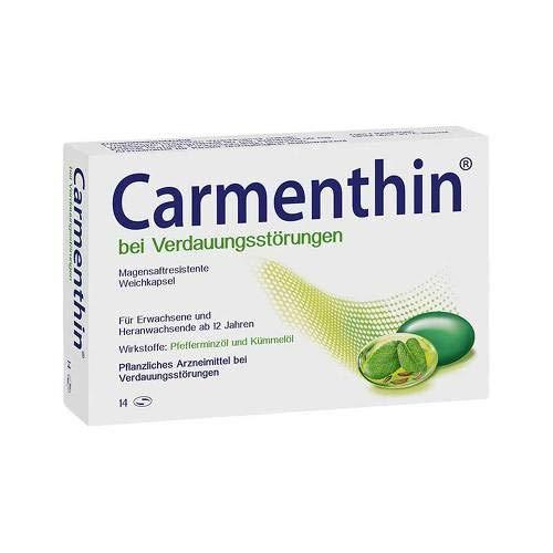 Carmenthin bei Verdauungs 14 stk