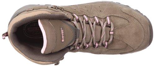 Hi-tec Lynx, Chaussures de Randonnée Hautes Femme Marron (Marron-TR-E4-21)