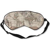 Old World Map 99% Eyeshade Blinders Sleeping Eye Patch Eye Mask Blindfold For Travel Insomnia Meditation preisvergleich bei billige-tabletten.eu