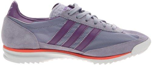 adidas Originals SL 72 W, Baskets mode femme Mauve/Violet/Orange