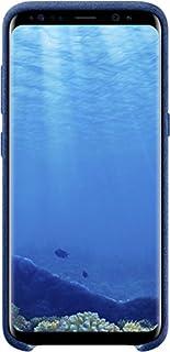 Samsung Dream Alcantara Cover, Funda para smartphone Samsung Galaxy S8, Azul (B01N4UU365) | Amazon price tracker / tracking, Amazon price history charts, Amazon price watches, Amazon price drop alerts
