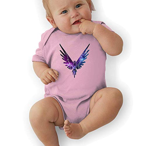 Bodys & Einteiler,Babybekleidung, Baby one-Piece Suit,Baby Jumper,Pajamas, Bodysuits Baby, Logan Paul Parrot Logo Baby Boys' Cotton Bodysuit Baby Clothes -