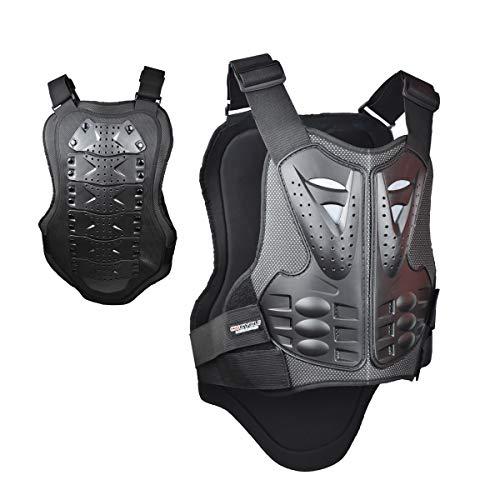 Madbike Chaleco Armor Protector motocicleta protección