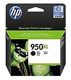 HP 950X L Schwarz Tintenpatrone Tintenpatrone für Tintenstrahldrucker (schwarz, Tintenstrahl,-40–60°C, 5–35°C, 10–90%, 119mm)