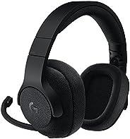 Logitech G433 Cuffie Gaming Cablate, Audio Surround 7.1, Cuffie DTS: X, Driver Audio Pro-G da 40 mm, Leggere,
