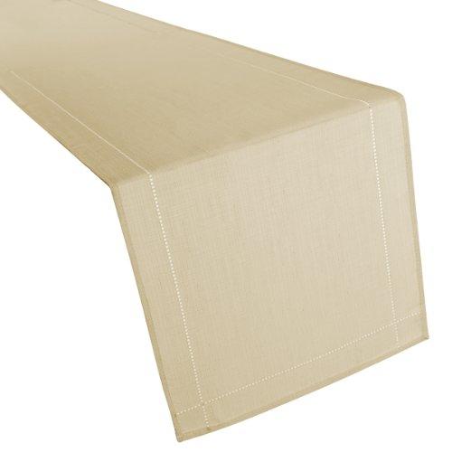 Linen Tablecloths & Table Linens, Signature - Camino de mesa liso