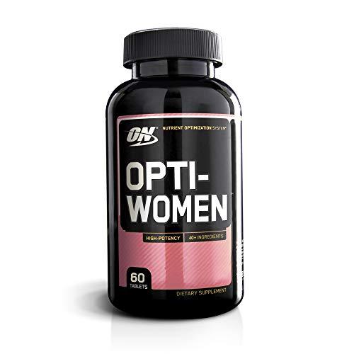 optimum nutrition opti-women - multivitamico per donna - 60 capsule