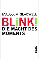 Blink!: Die Macht des Moments Taschenbuch
