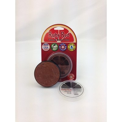 Individual Color 18ml/0.61oz Face and Body Paint Color: Pecan by