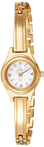 Maxima Analog White Dial Women's Watch-15547BPLY image