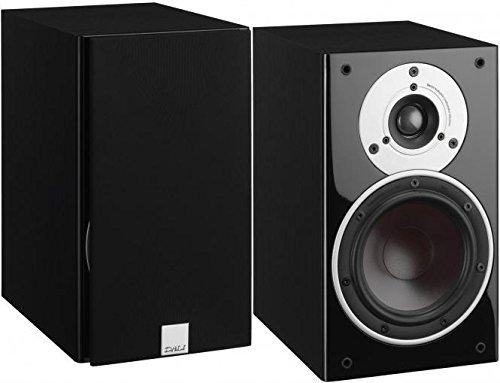 Dali Zensor 1 AX Regal-Lautsprecher/Aktivlautsprecher Esche schwarz (Paar)