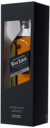 Johnnie Walker Blue Label Porche Design Edition Limitée Whisky boîte-cadeau de 70 cl
