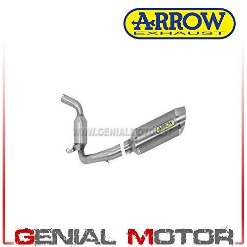 Arrow Komplettanlage KTM RC 125