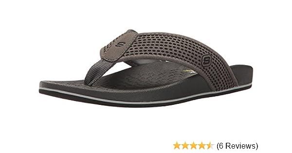 0e0cf6ae5a959 Skechers Men s Pelem-Emiro Hawaii Thong Sandals  Buy Online at Low ...