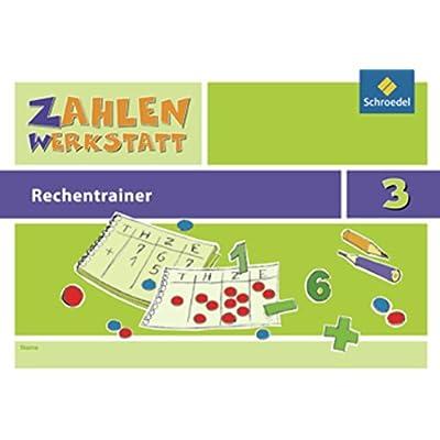Zahlenwerkstatt Rechentrainer Rechentrainer 3 Pdf