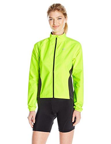 PEARL IZUMI Damen W Select WxB Jacke, Damen, Screaming Yellow/Black -