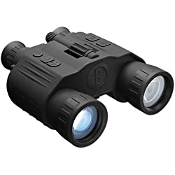 Bushnell 6x50 Equinox Z - Visor nocturno monocular digital, negro