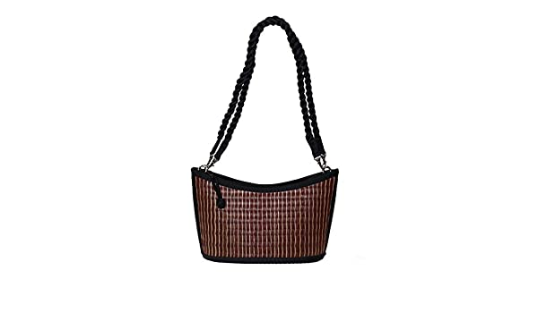 Handtasche - Kim (Seidengrastasche) Natur Boc