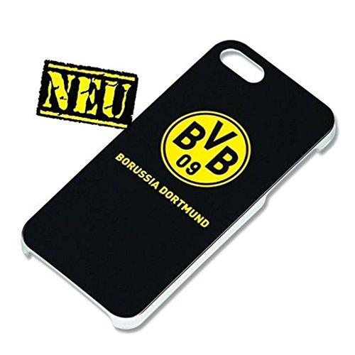 Borussia Dortmund Back Clip für Apple iPhone 5 / Schutzhülle / Handyschale BVB 09
