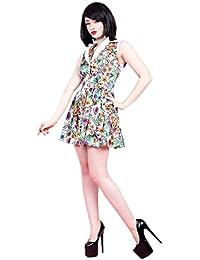 brand new 0b47e 1a70b Amazon.it: vestiti anni 50 - H&R London / Vestiti / Donna ...