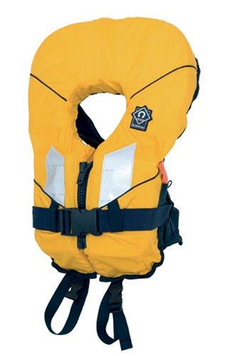Crewsaver Spiral Childrens Lifejacket - Yellow/Navy Large Child