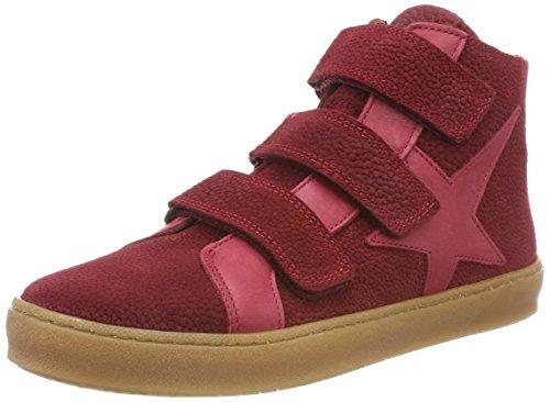 Bisgaard Mädchen 41814218 Hohe Sneaker, Pink (917 Berry), 39 EU