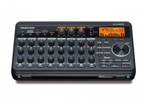 Tascam DP-008EX – Portastudio digital de 8 pistas
