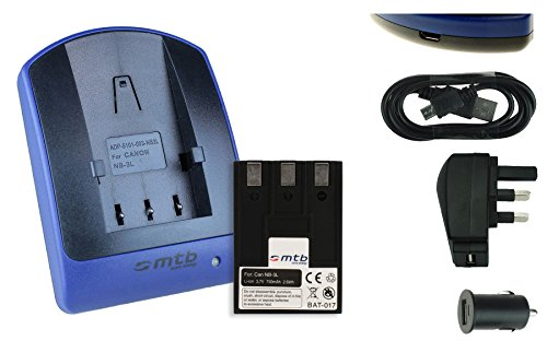 battery-charger-usb-main-car-nb-3l-for-canon-ixus-ixy-powershot-