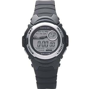 Mens Cannibal Digital Alarm Chronograph Watch CD181-03