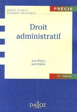 Droit administratif : Edition 2006
