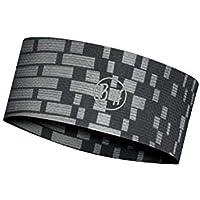 Buff Fastwick Headband Cinta, Unisex-Adult, Grey, One Size