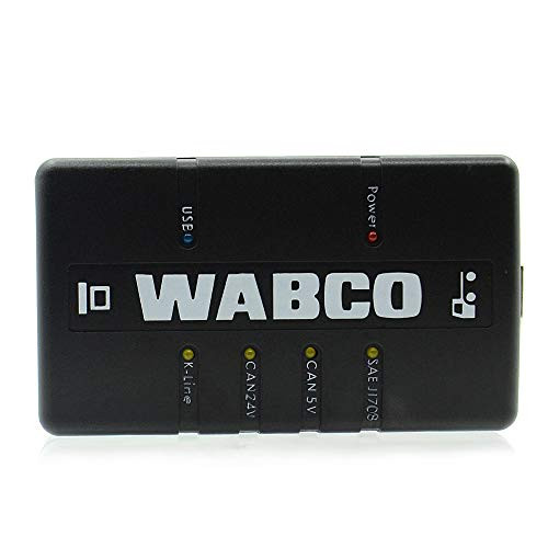 AUOTO WABCO Diagnostic KIT (WDI) Anhänger und LKW Diagnose Interface WABCO System Auto Diagnosegerät - Auto Interface Kit