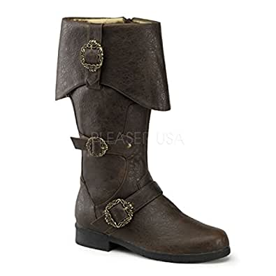 Funtasma Piratenstiefel Carribean-299 braun Gr. 41-42,5