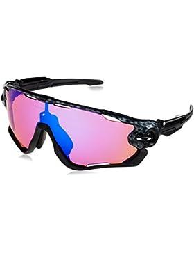 Oakley 929025, Gafas de Sol para Hombre, Carbon Fiber, 31