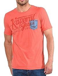 Kaporal Jeans - Kaporal Tshirt Fino Paprika