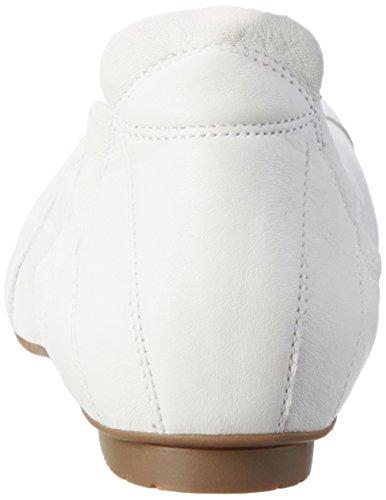 Think! Damen Balla Geschlossene Ballerinas Elfenbein (bianco 96)