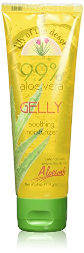 Lily Of The Desert - Aloe Vera Gelly Tube, 4 fl oz gel by Lily Of The Desert