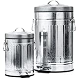 Wink design, Torino ,Estados Unidos en septiembre dos urnas, metal, 15 Litros