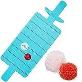 Prym Love Mini-Pompon-Maker Mint, Kunststoff, One Size