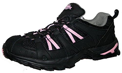 Northwest Territory , Chaussures de randonnée montantes pour femme noir/rose