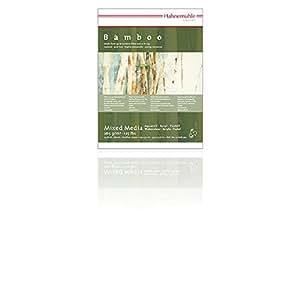 Mixed Media Block Bamboo 265g/m², 30x40cm, 25Blatt