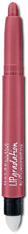 Maybelline New York Lip Gradation Lipstick, Mauve 350 (Mauve 1) ,1.25g