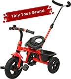 R for Rabbit Tiny Toes Grand Baby/Kids Cycle with Rubber Wheels - Smart
